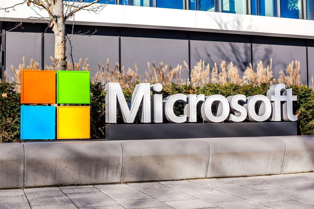 Microsoft là công ty cung cấp Mô hình SaaS nổi tiếng