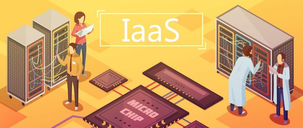 Mô hình dịch vụ IaaS là gì?