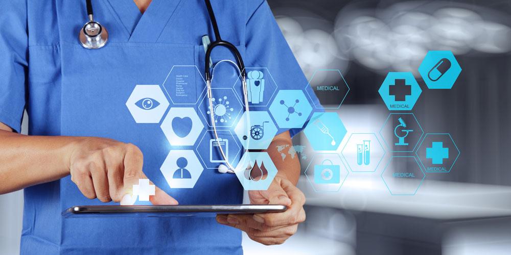 Hệ thống GE Health Cloud trên mô hình dịch vụ IaaS do AWS cung cấp