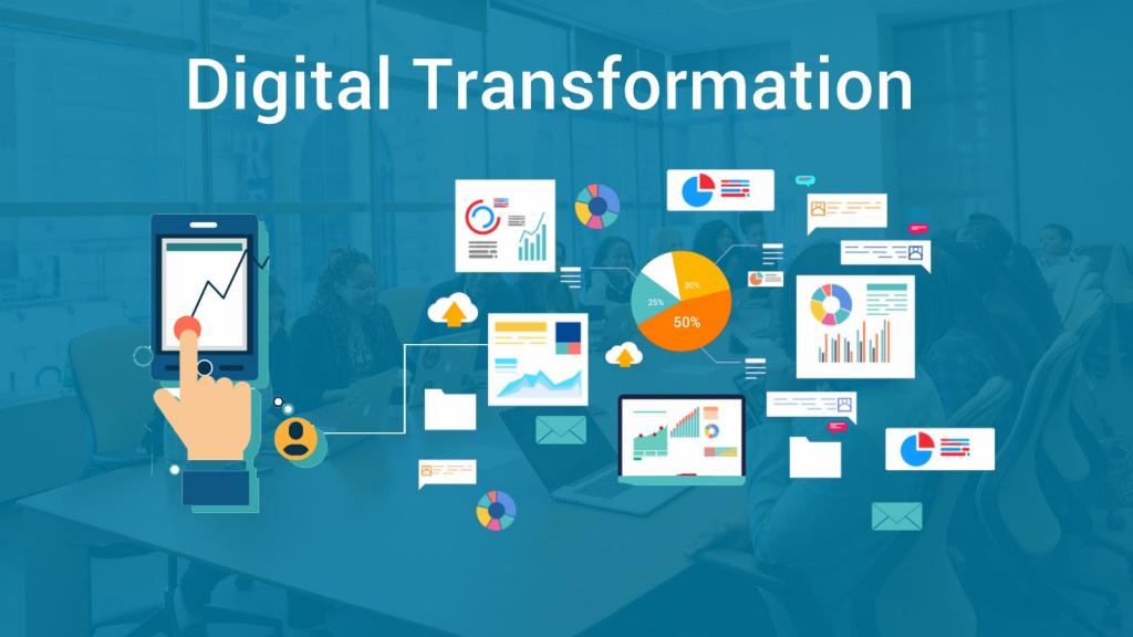 Phần mềm chuyển đổi số - Giải pháp đột phá dành cho doanh nghiệp