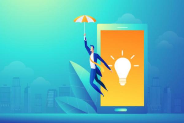 ý tưởng startup với mobile app